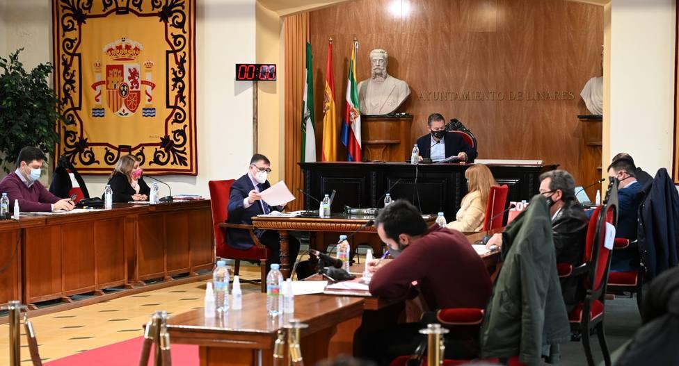 Los concejales del Ayuntamiento de Linares deberán declarar sus bienes y rentas de 2020
