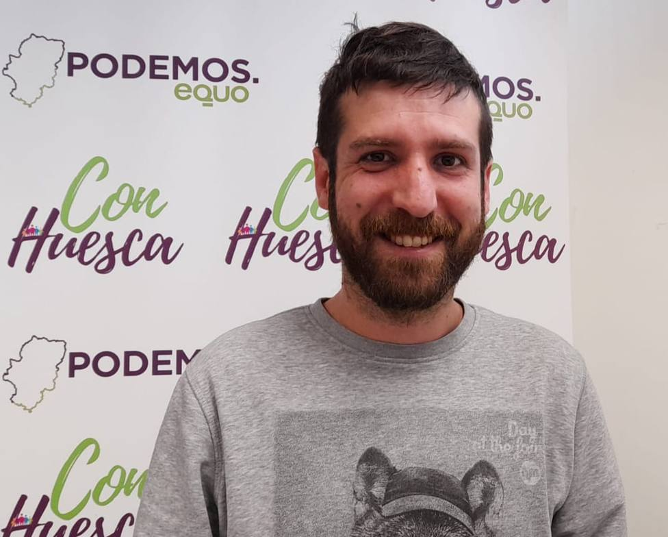 Guillermo Boix, concejal de Con Huesca