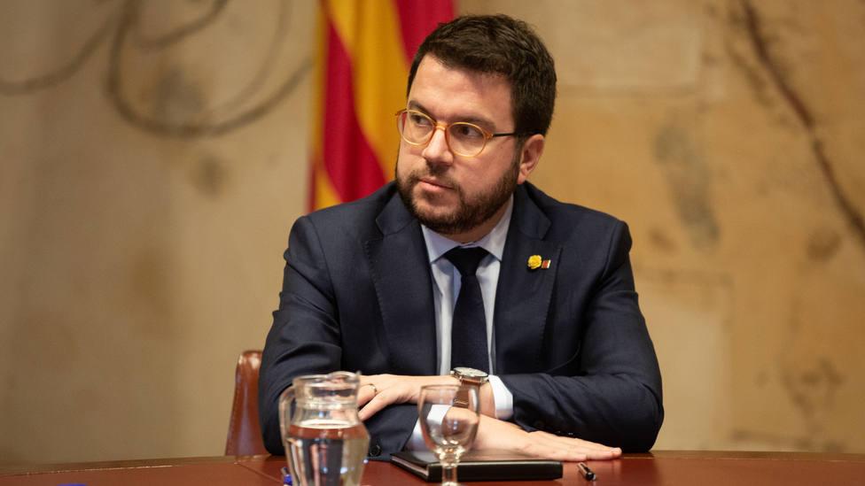 La reunión entre ERC, Junts y la CUP concluye sin ningún acuerdo destacable