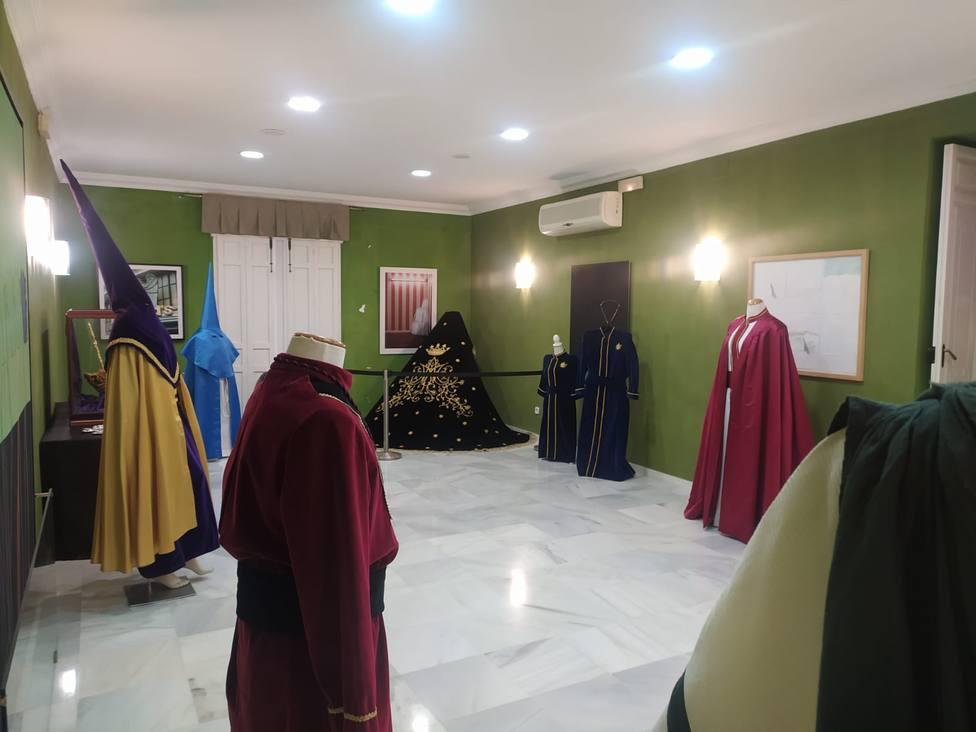 La Casa de los Duendes albergará hasta el 5 de abril una exposición de Semana Santa