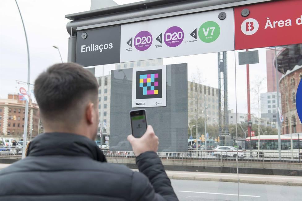 Señalización inteligente de Metro y autobuses de Barcelona - TMB
