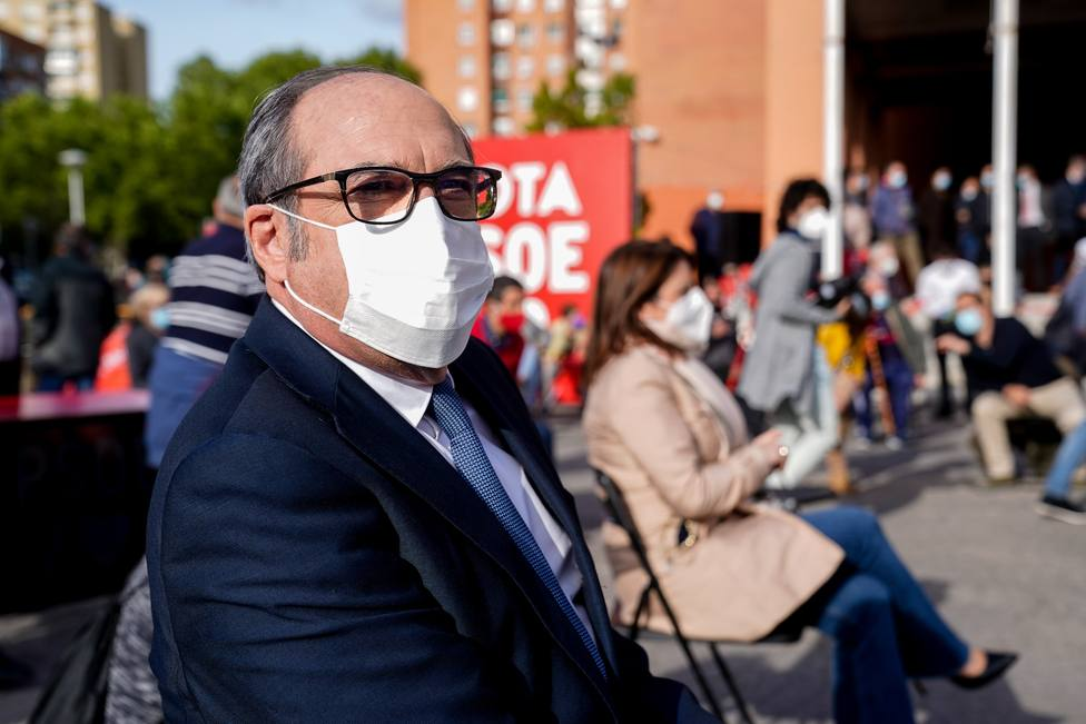 Gabilondo pide convertir los aplausos en votos: Yo no soy un caudillo, vamos juntos