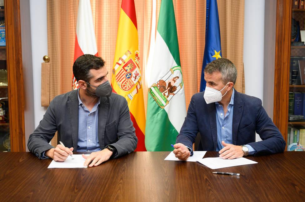 Ya se ha firmado el contrato para la remodelación de la Plaza Vieja y su entorno