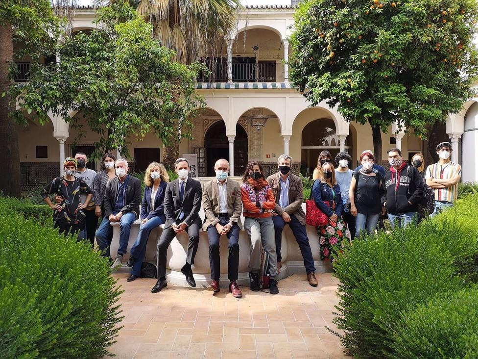 Sevilla.-Festival Escena Mobile se reinventa y apuesta por el potencial artístico de los profesionales andaluces