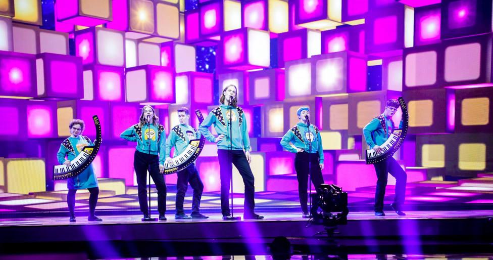 Islandia gana desde el hotel la clasificación para la final de Eurovisión 2021