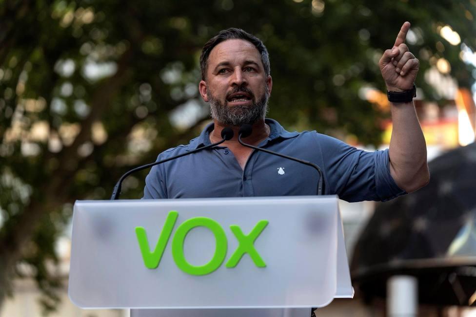 Abascal participa este domingo en una manifestación en Sevilla en defensa de nuestras fronteras