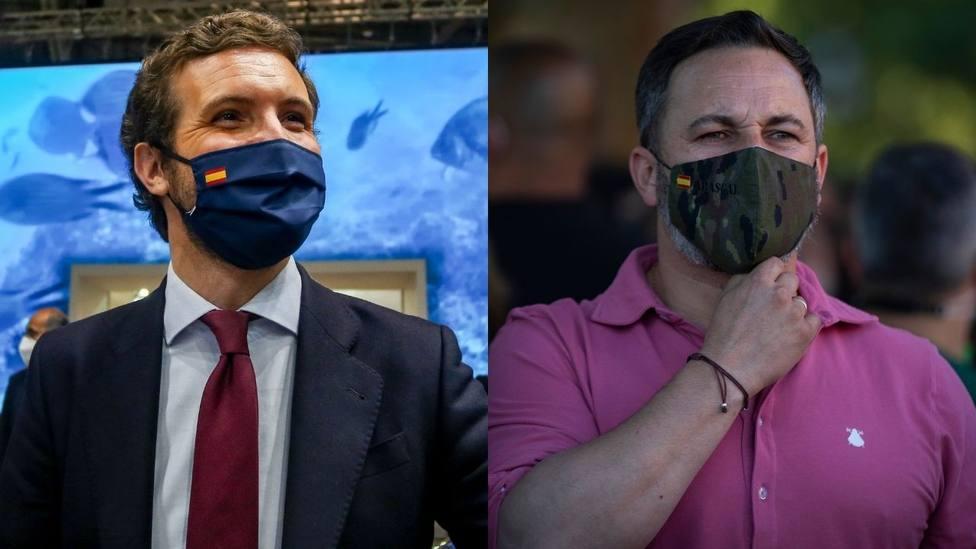 La mayoría absoluta de PP y Vox se reafirma en las encuestas como alternativa al Gobierno de Sánchez