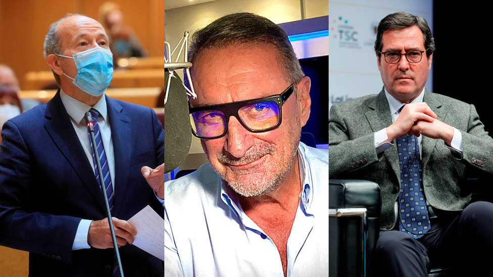 El repaso de Herrera al ministro de Justicia por los indultos, entre lo más leído del martes