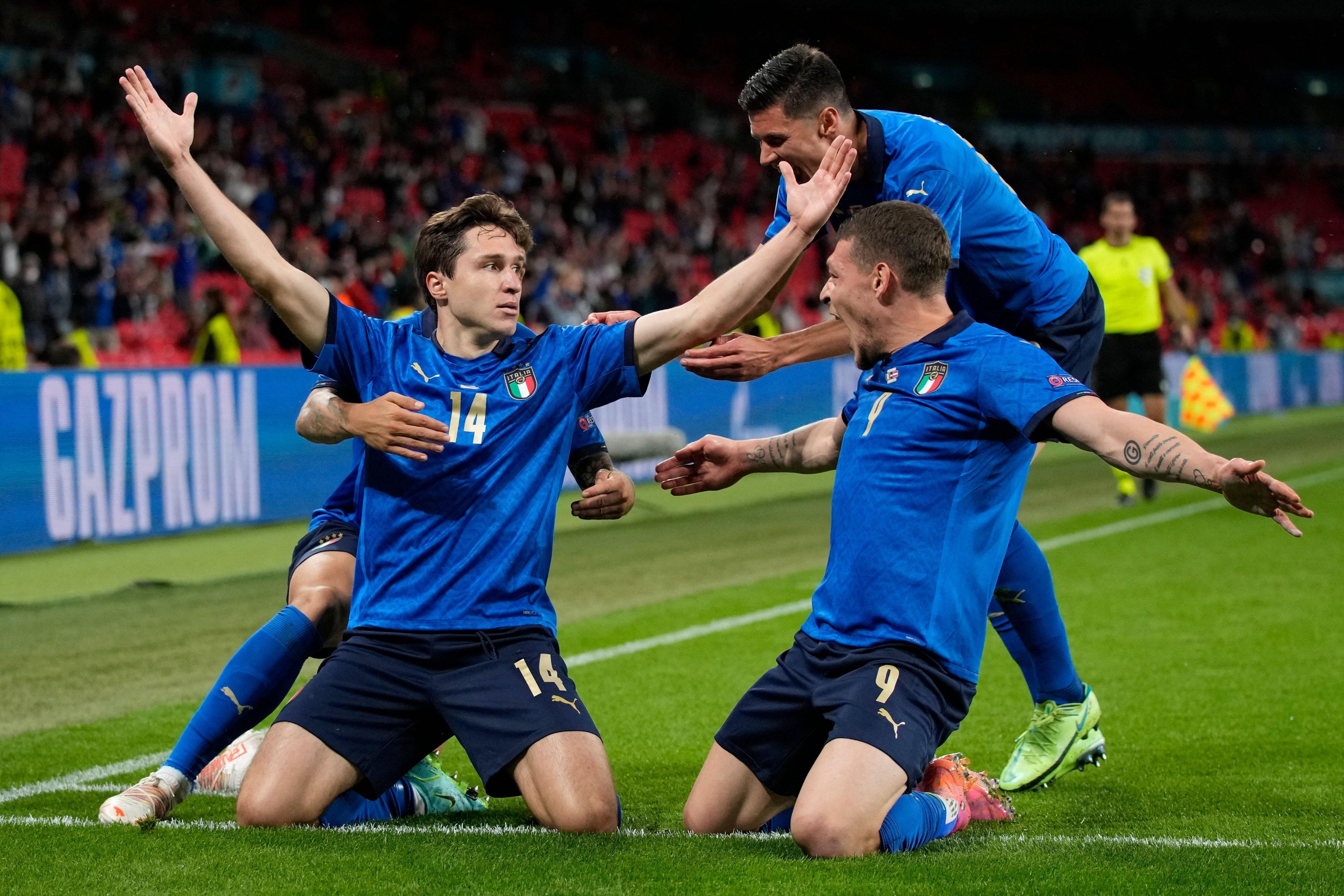 Italia sufre para ganar a Austria y pasar a cuartos de final en la prórroga  - Eurocopa 2020 - COPE
