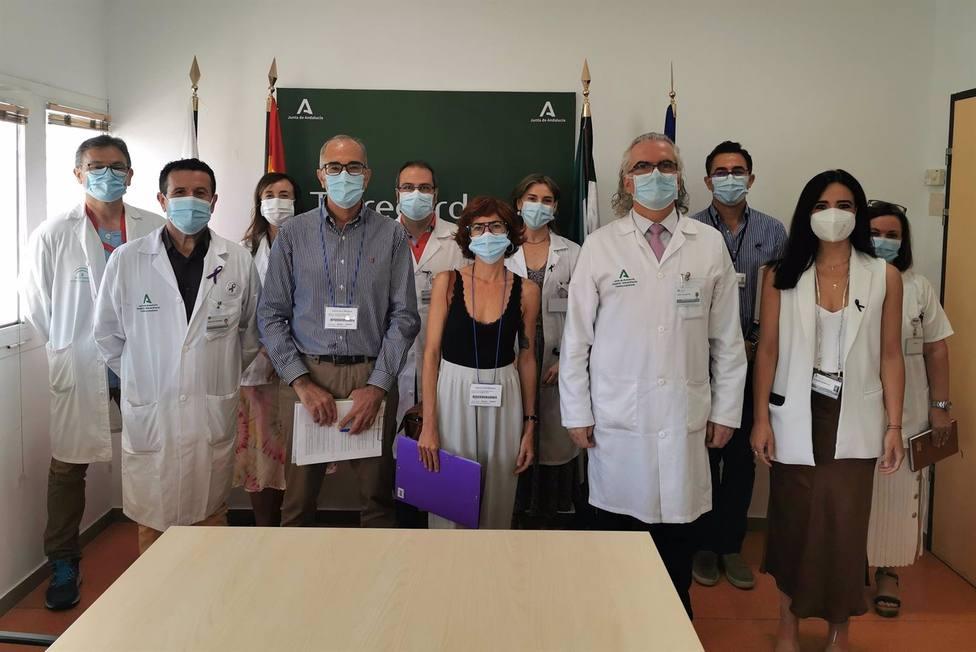 Almería.-El Hospital Torrecárdenas logra la acreditación de ACSA como centro especializado contra la violencia de género