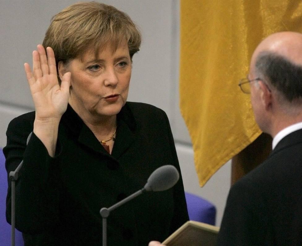 Angela Merkel: sus inicios en la vida política y los momentos clave de su mandato