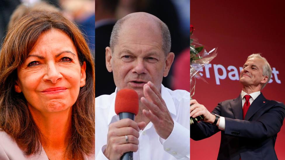 El socialismo europeo toma nota de la victoria de Scholz: ¿cómo están otros países?