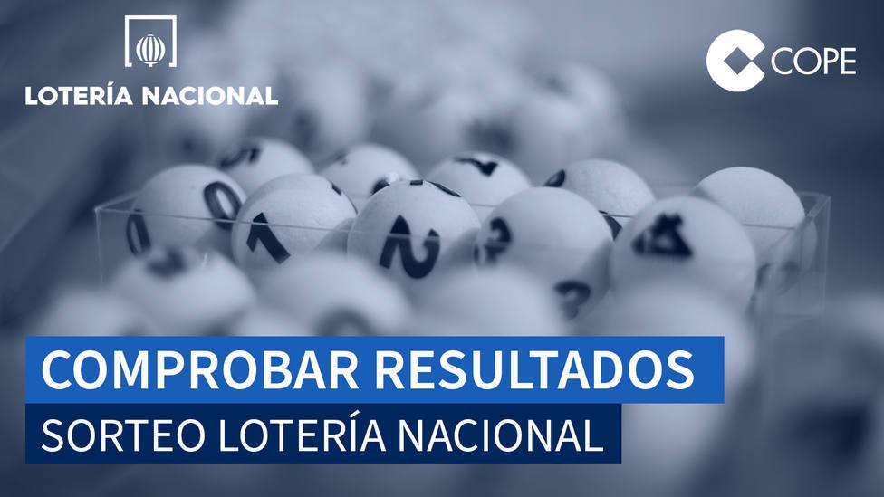Lotería Nacional, resultados del sorteo del 18 de septiembre de 2021