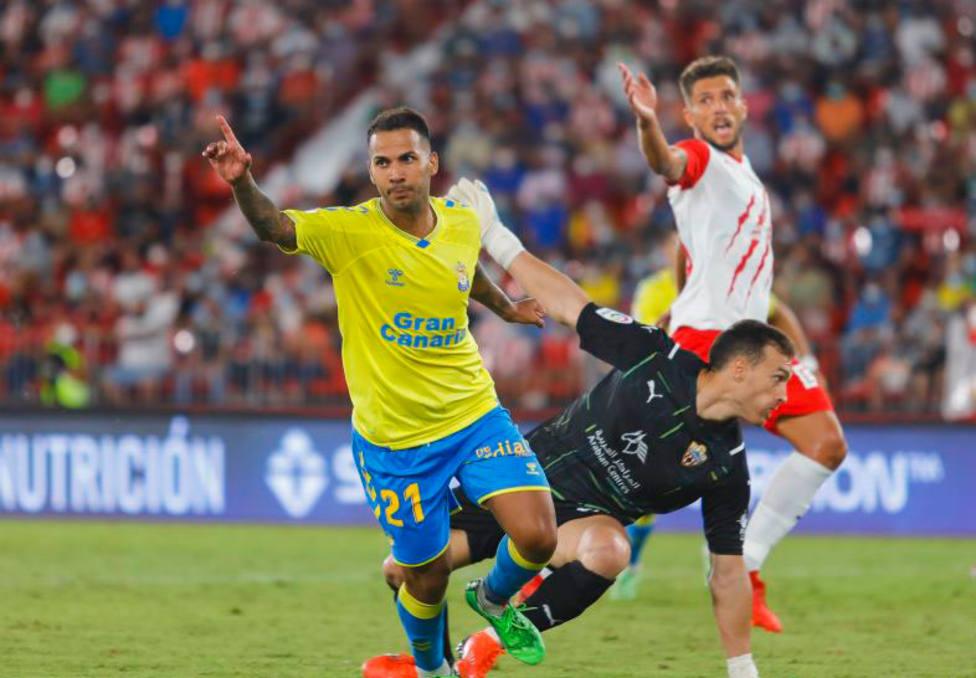 Las Palmas rasca un punto en el campo del líder; Barreiro da aire al Lugo;  el Mirandés salva un punto - LaLiga SmartBank - COPE