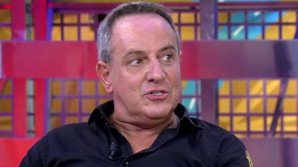 Víctor Sandoval revela en Sálvame la desorbitada cantidad exacta que cobraba durante su mayor éxito en TV