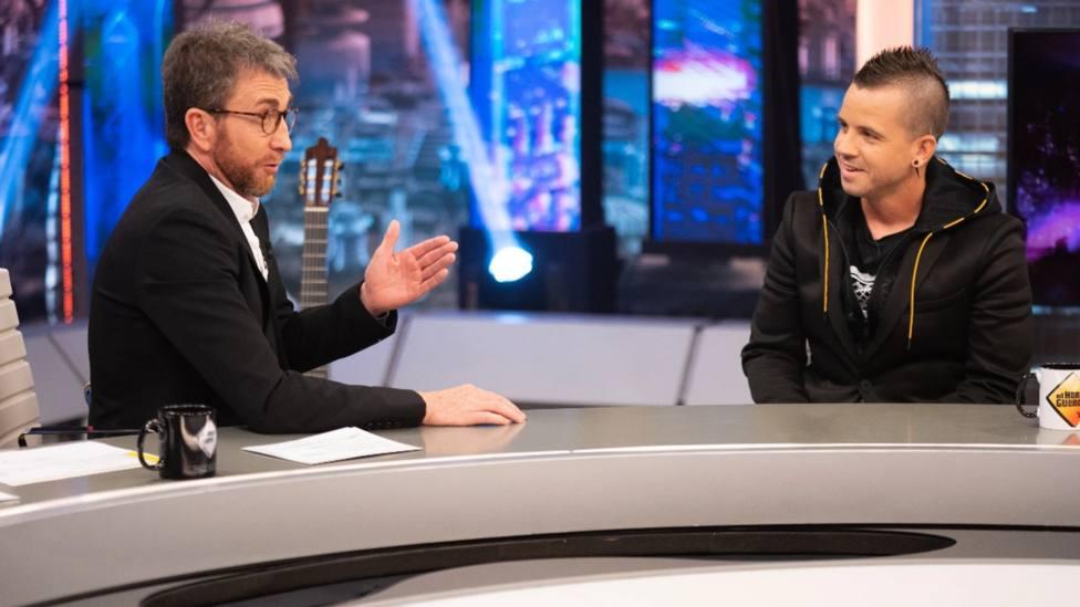Dabiz Muñoz revoluciona las redes por su rechazo a la pregunta de Pablo Motos: Me ofende