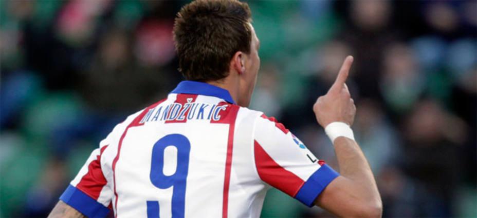Mandzukic, en el punto de mira del Manchester City. REUTERS
