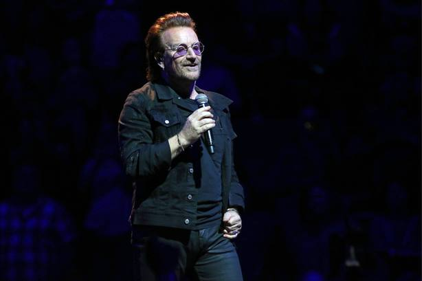Concierto de U2 en Londres