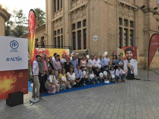 El PP de Murcia presenta Movimiento ACTUA