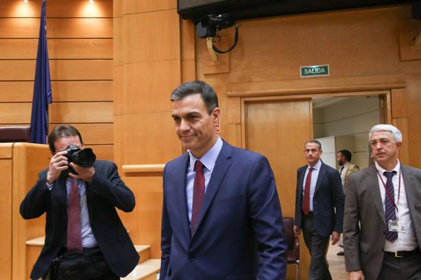 El PP impulsa la comisión para investigar en el Senado la tesis de Pedro Sánchez, con el apoyo de Cs y Foro