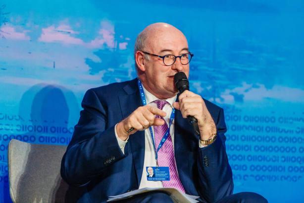 Phil Hogan, comisario europeo de Agricultura y Desarrollo Rural