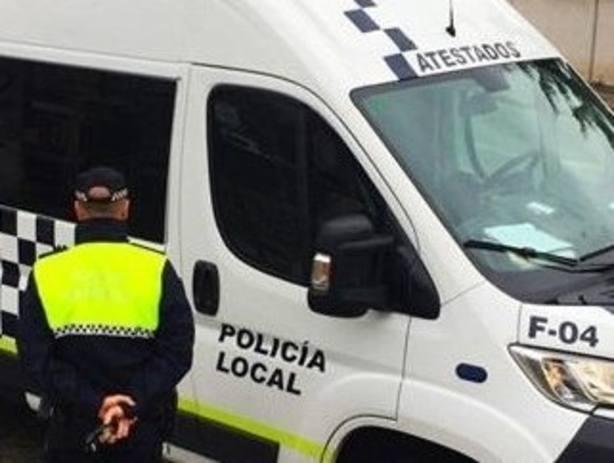 Muere un motorista al colisionar con un turismo en Córdoba