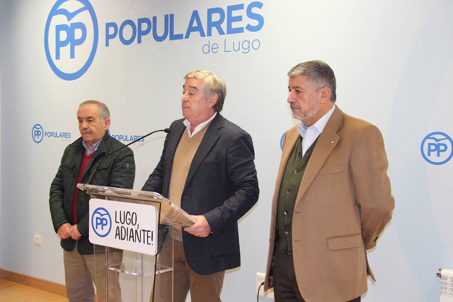 """Barreiro dice que el Gobierno evita su """"compromiso político"""" con la Comsaría de Lugo"""
