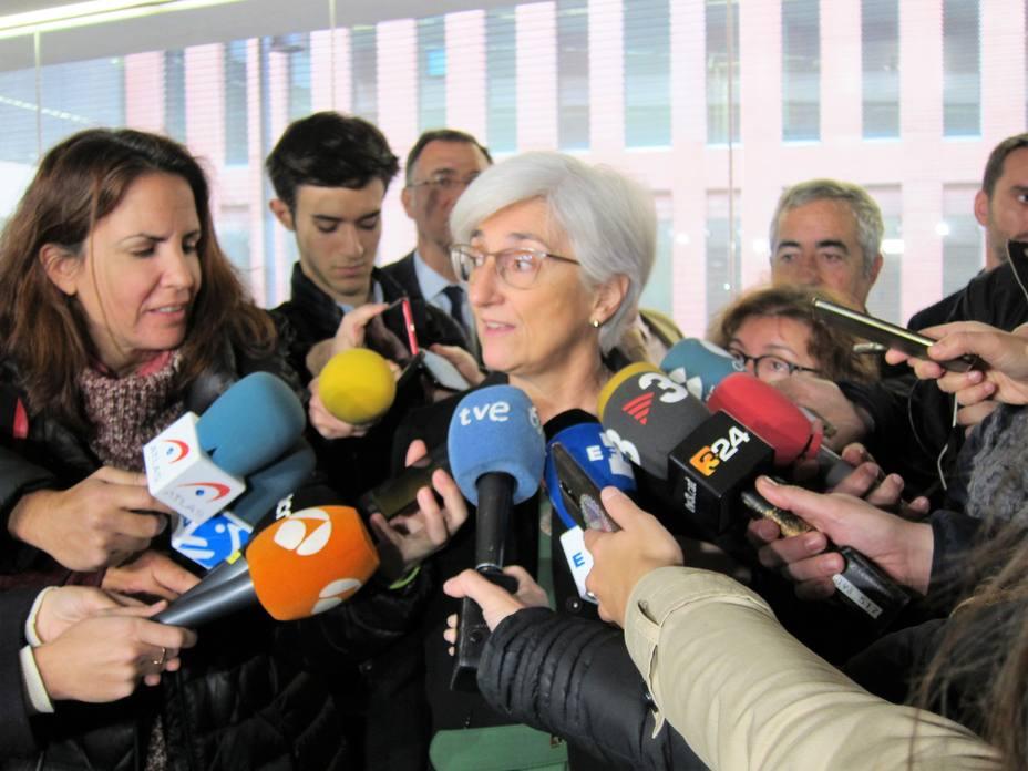 Fiscalía no cambiará de criterio en el procés, aunque preocupa la huelga de hambre de independentistas presos
