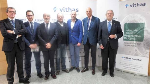 El Hospital Vithas Nisa Sevilla inaugura una Unidad de Terapia Regenerativa Biológica