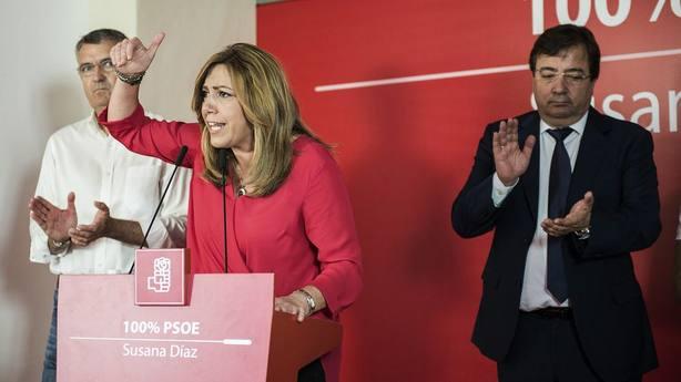 "Ferraz se ""lava las manos"" ante la auditoria que acecha a Susana Díaz"
