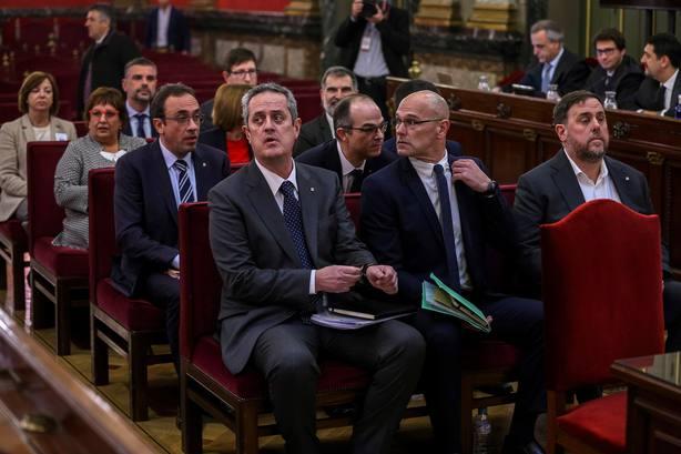 El Parlament vota este miércoles si rechaza indultos a los presos soberanistas