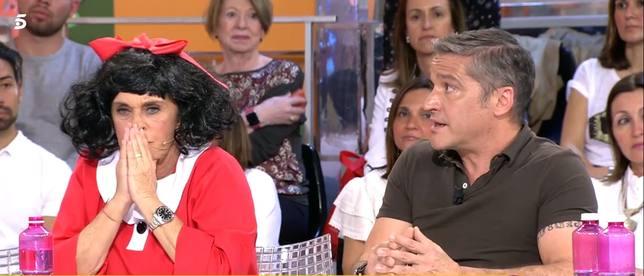 El duro enfrentamiento de Mila Ximénez y Belén Esteban con Gustavo González