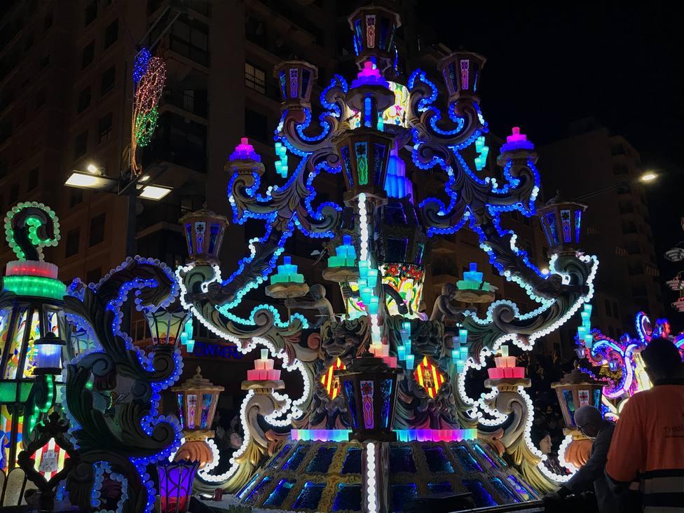 La Gaiata es el símbolo de las Fiestas de la Magdalena.