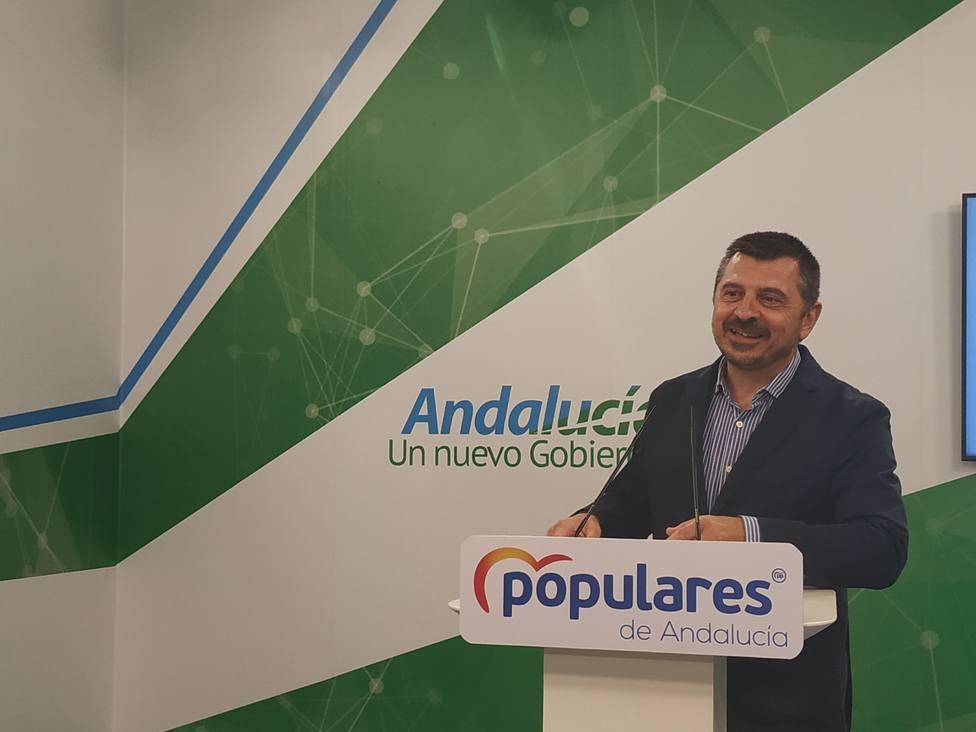 PP-A respalda la decisión de Génova de no facilitar la investidura de Sánchez