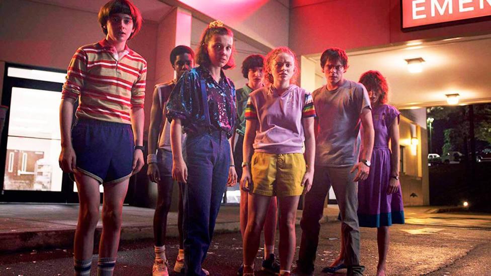Stranger Things aterriza en Netflix con su tercera temporada