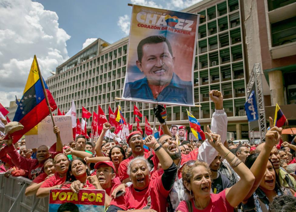 Maduro llama a realizar una jornada mundial de protesta en contra del bloqueo total de EE.UU.