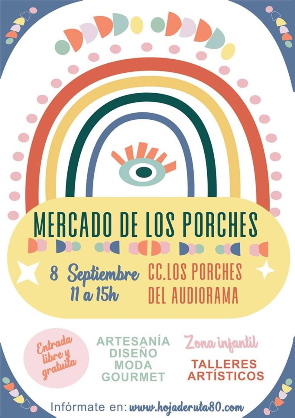 Mercado de los Porches del Audiorama