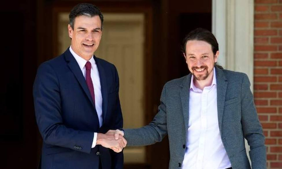 Así han ido variando las exigencias de PSOE y Podemos en sus negociaciones, y otras noticias