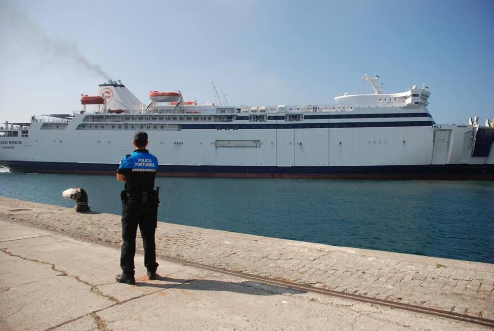 La línea marítima entre Motril y Melilla ha crecido un 118% durante la OPE