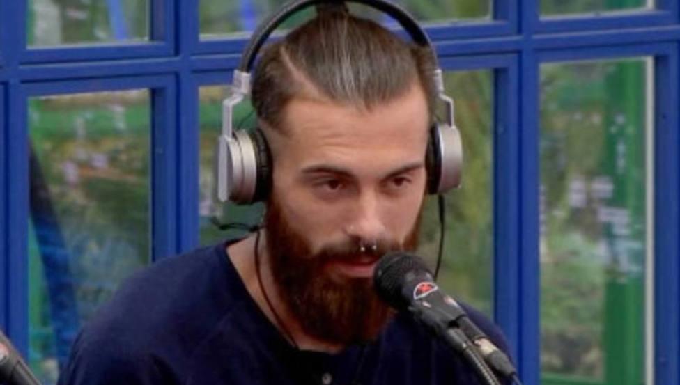 José María López concursante de GH Revolution