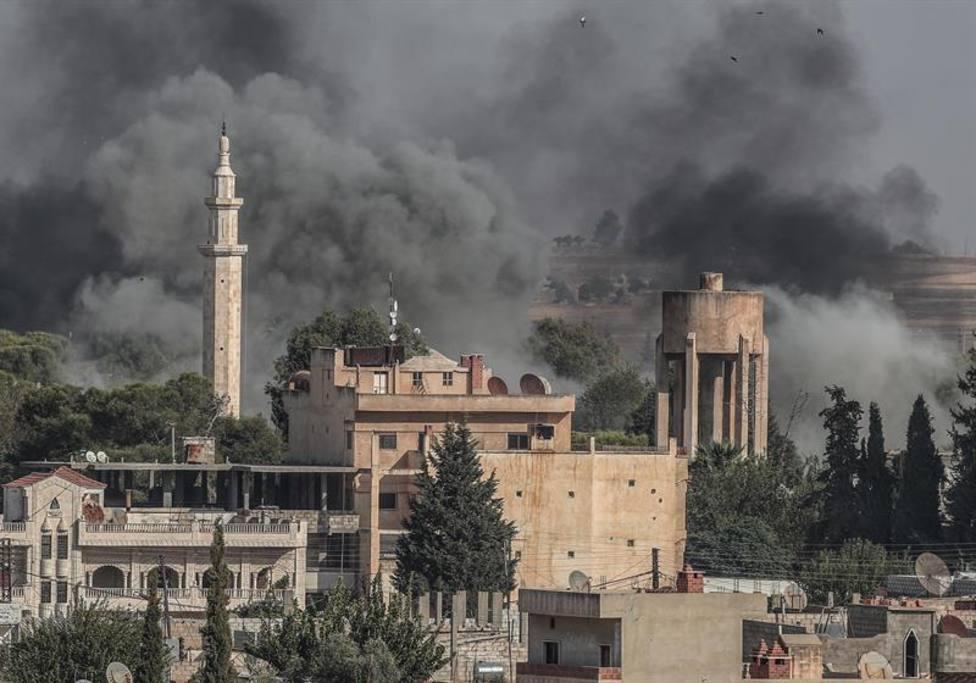 Turquía asegura haber neutralizado a casi 220 terroristas en su ofensiva contra las fuerzas kurdas