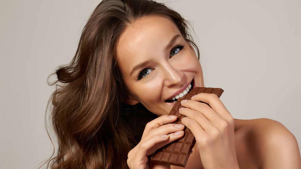 ¿Sabes que el chocolate es el aliado perfecto para lucir un pelo envidiable?