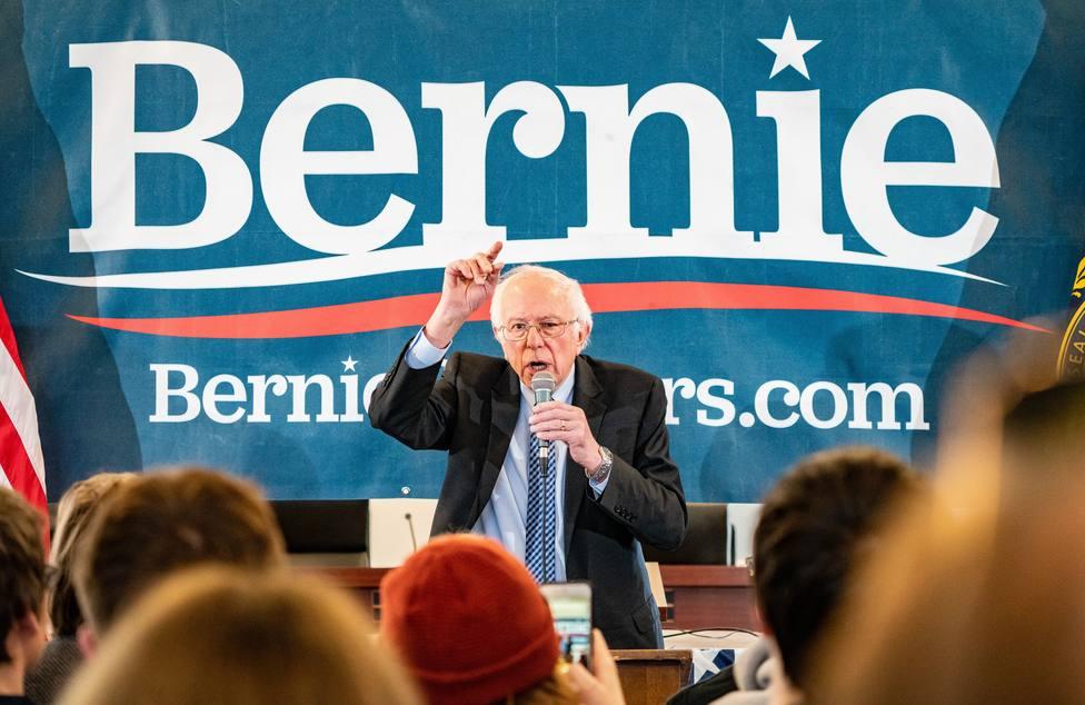 Bernie Sanders, en cabeza para las primarias de New Hampshire, según una encuesta de CNN