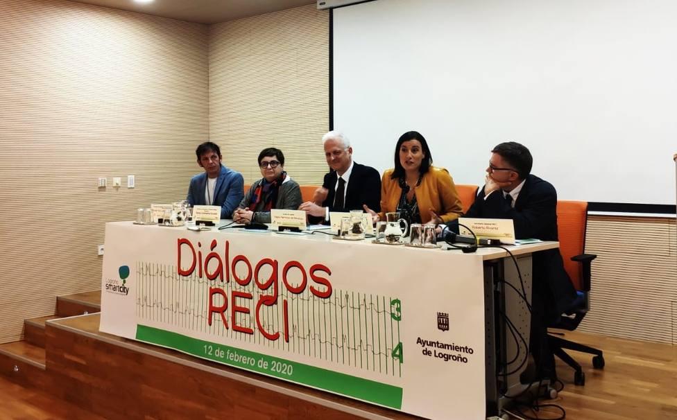 Gema Igual vicepresidenta primera Red de Ciudades Inteligentes