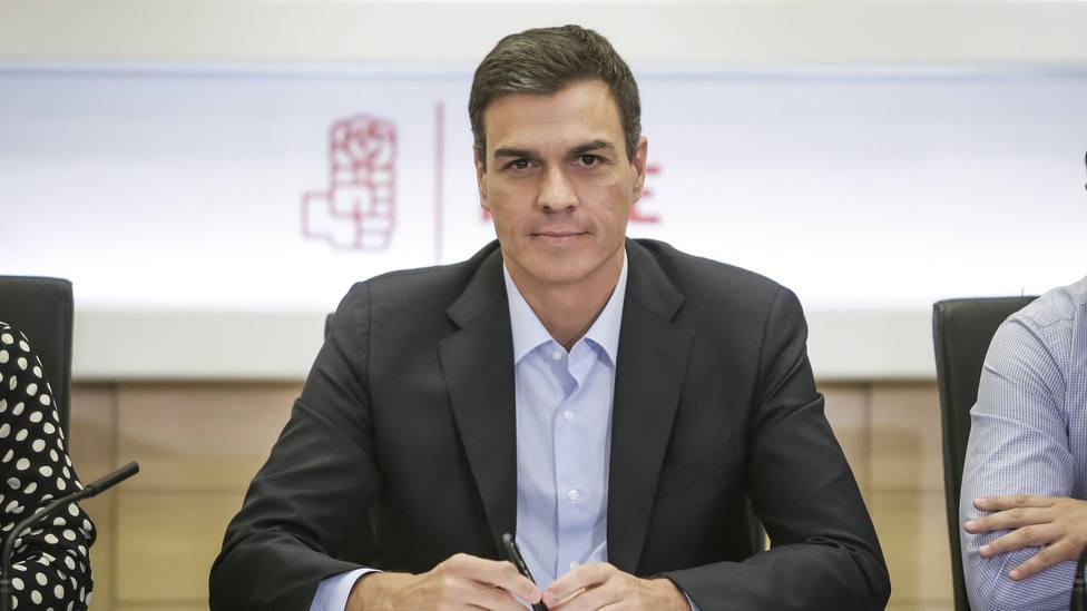 Sánchez traslada a ERC que tiene ganas de pagar la deuda con Cataluña