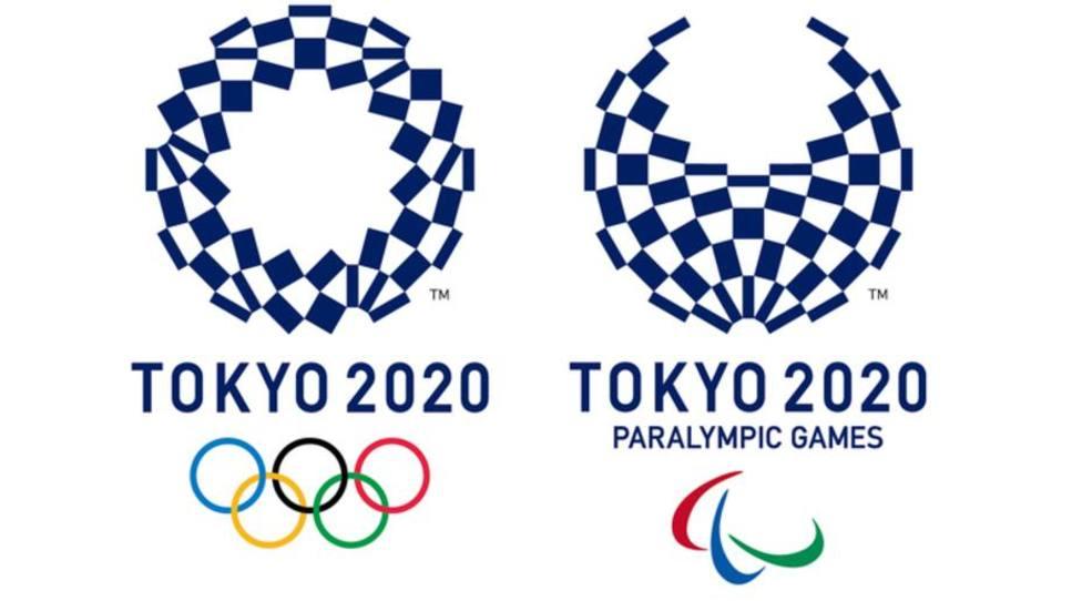 Logo Juegos Olímpicos Tokio