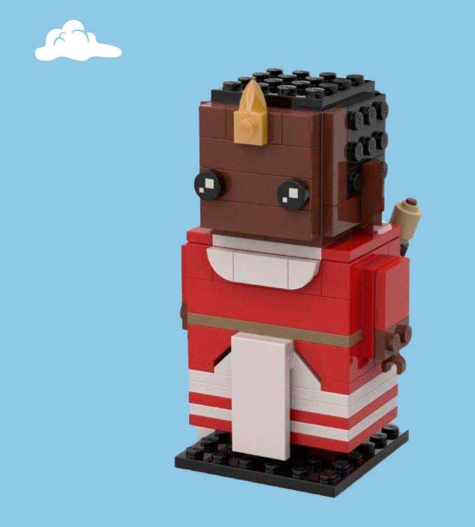 ¿Te gusta construir con bloques de Lego?