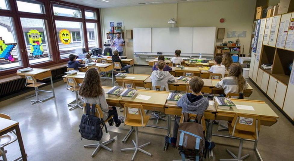 Las parroquias podrían albergar aulas