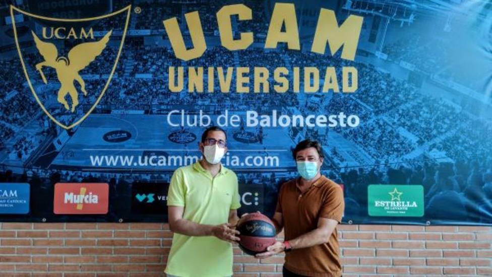 UCAM MURCIA CB y CB Cartagena firman un acuerdo de colaboración para los próximas tres años