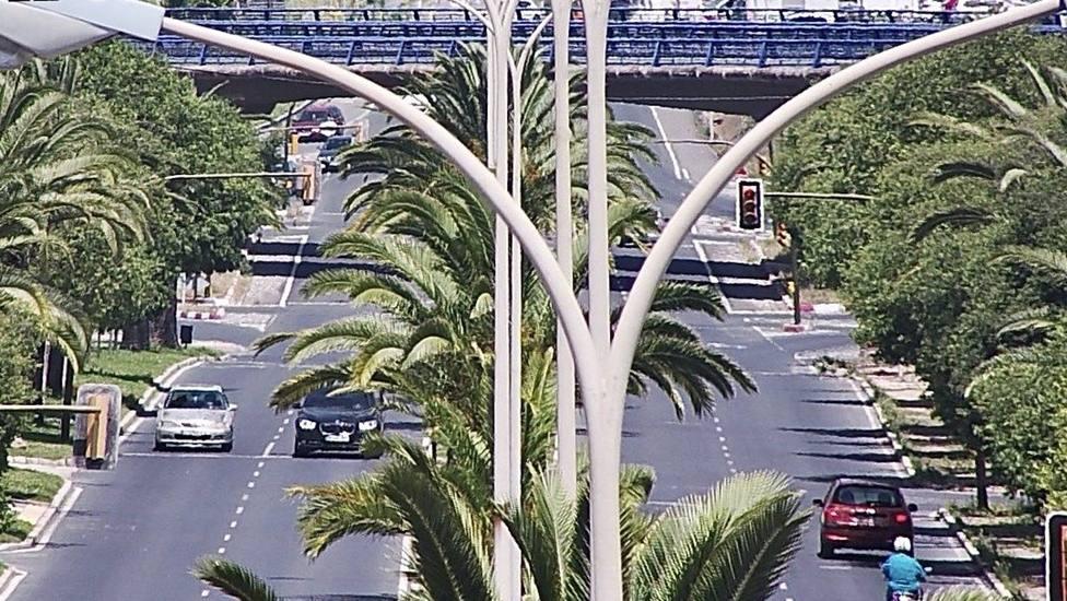 Tráfico en Huelva   Ayuntamiento de Huelva (Archivo)